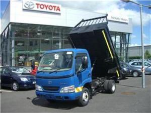 truck dyna dump