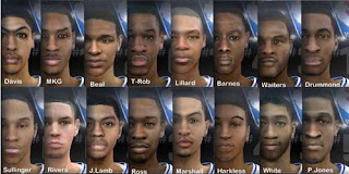 NBA 2K12 Comprehensive 2012 Draft Class v2