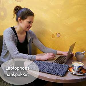 Laptophoes haken
