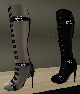 Fussy Women's Sexy Shoes Again.