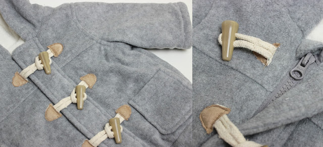 A picture of Asda Duffle Jacket