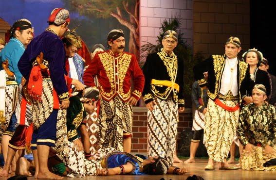 Adat Budaya Indonesia Seni Ketoprak