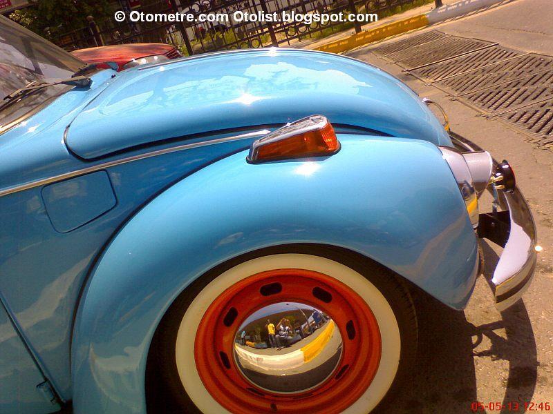 VW Beetle yada bildiğimiz kaplumbağa