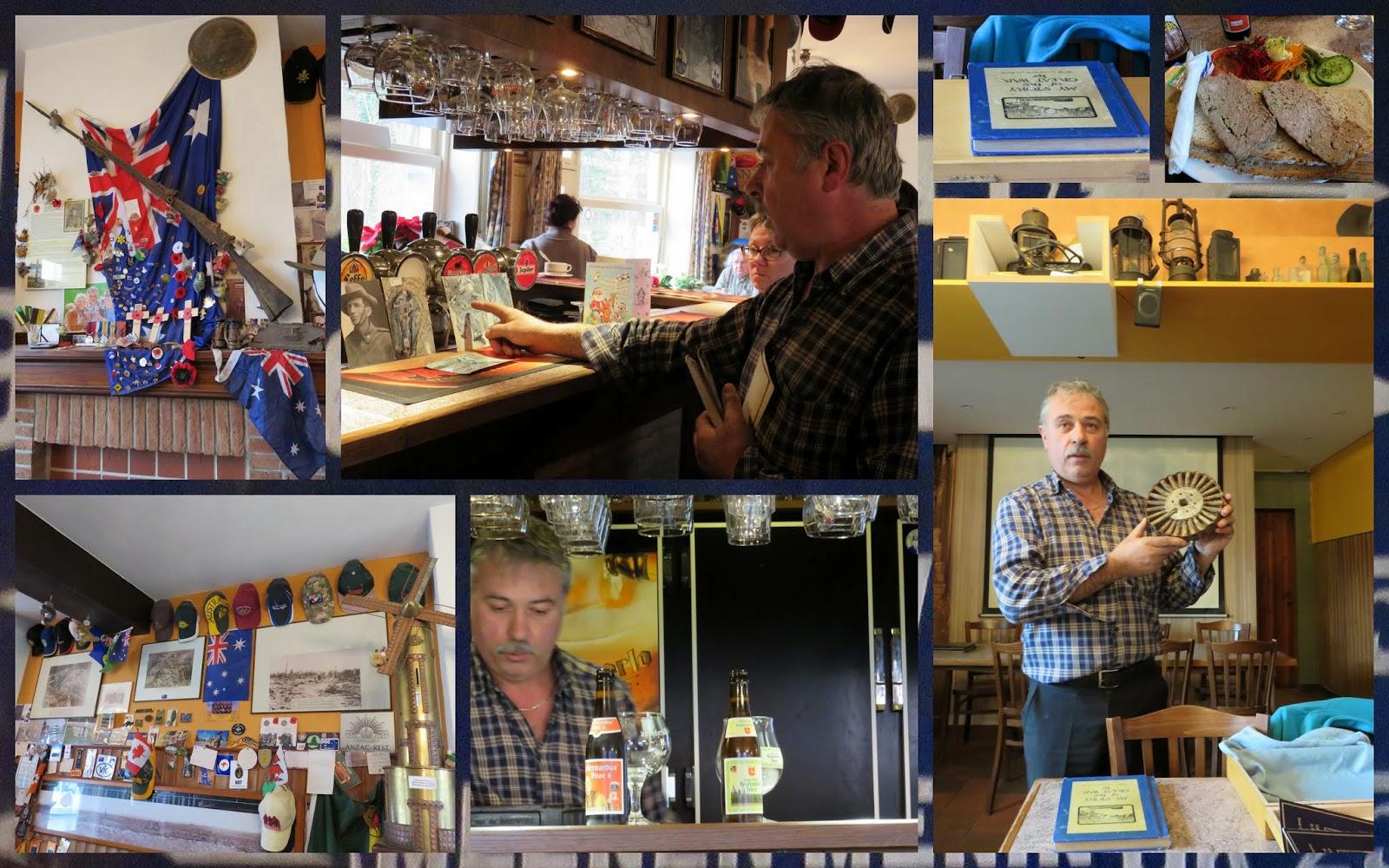 Johan Vandewalle - Cafe Taverne de Dreve in Flanders