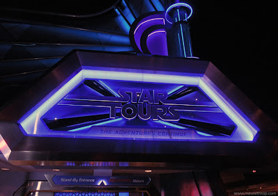Star Tours Wars Disney Lucas purchase brilliant awesome