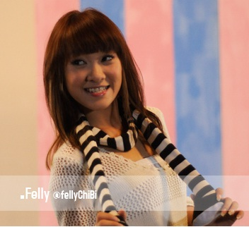 Cherry Belle on Felly Cherry Belle   All About Celebrity