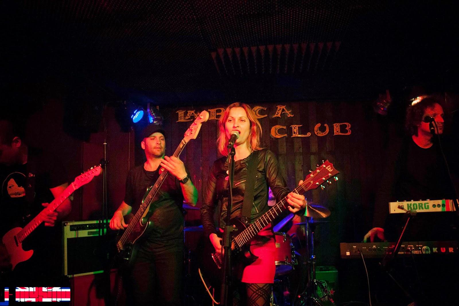 Clara Plath en La Boca Club
