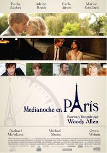 Afiche de: Medianoche en París