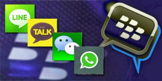 5 Aplikasi Chatting Paling Populer Di Tahun 2013