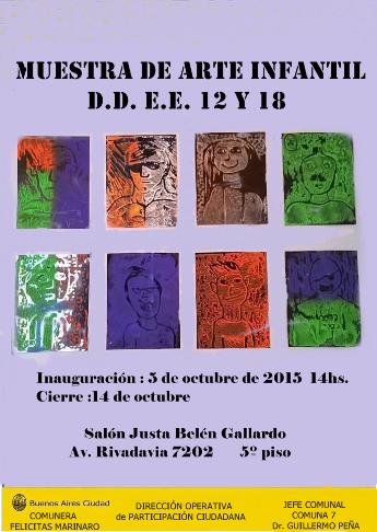 Muestra DE 12 y 18
