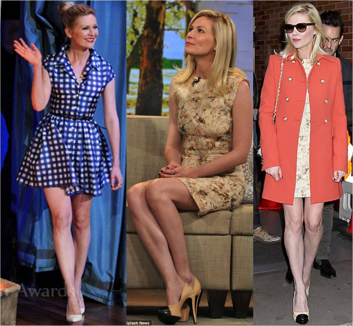 Kirsten dunst style 2012