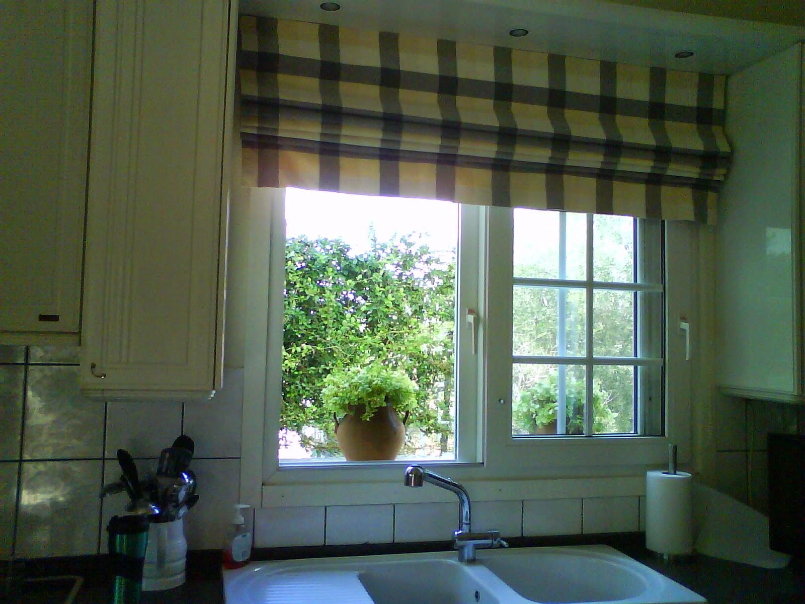 Sun-filled kitchen
