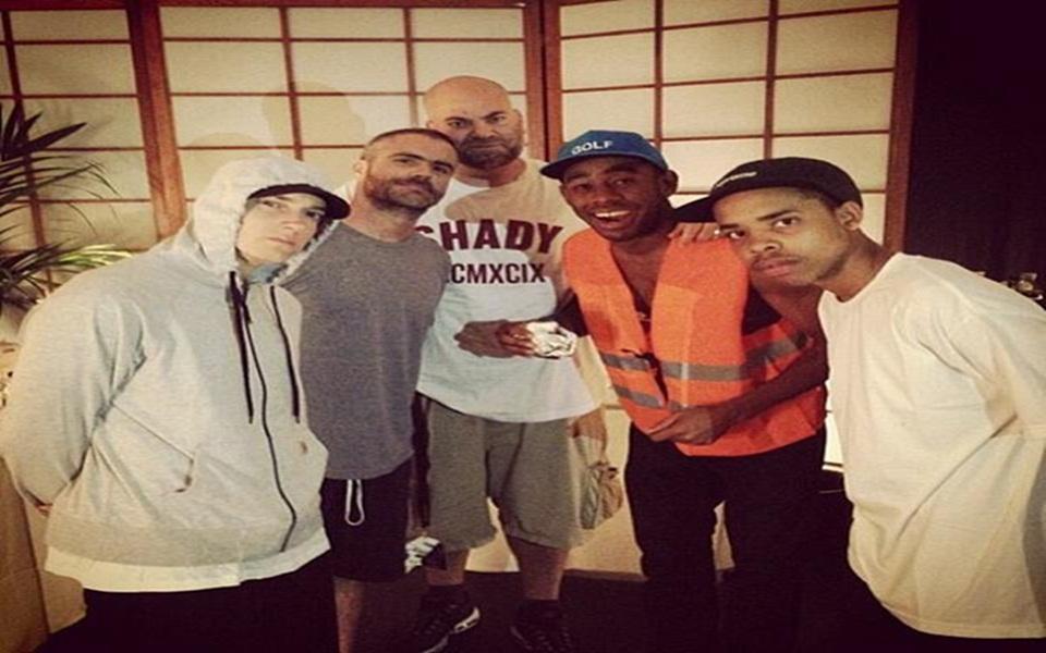 Earl Sweatshirt não ouve o Eminem mais