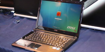 MSI GT780R , MSI X460 Hadir di Computex 2011