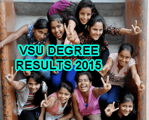 Simhapuri University Degree Results Release Today 11 AM, Manabadi VSU Degree Results 2015 BA BCom BSc, VSU Degree 1st 2nd Year Results 2015, Manabadi VSU Degree 1st 2nd 3rd Year Results 2015 Check Here, Manabadi VSU Degree B.A, B.Com, BSc Regular Results 2015