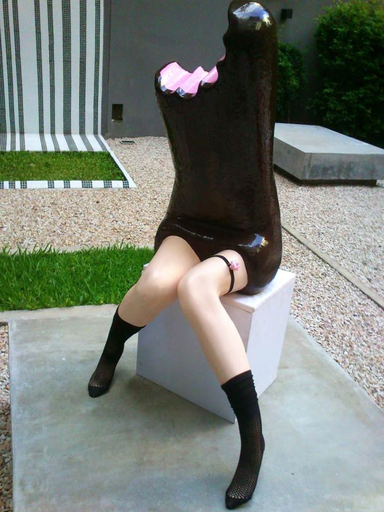 Esculturas de Camila Valdez