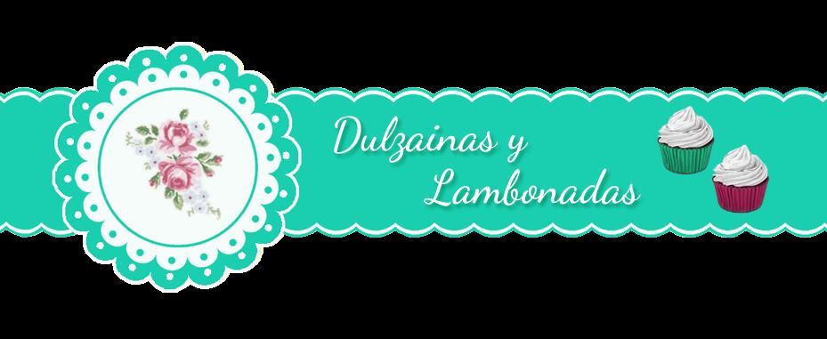 Dulzainas y Lambonadas