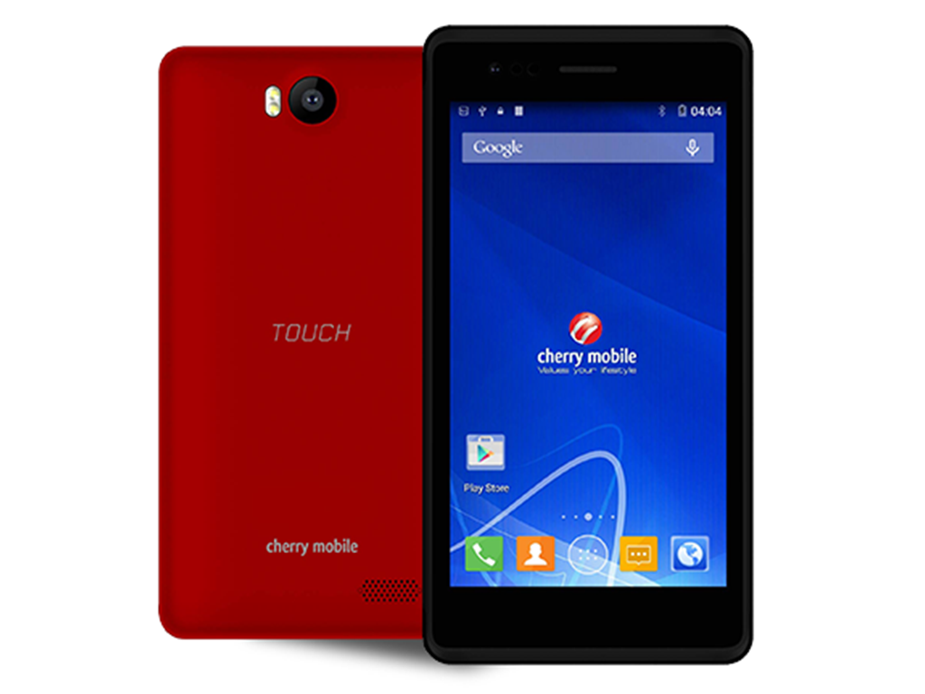 Cherry Mobile Touch 3G Now Listed Too! Quad Core At Just PHP 2,699!