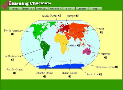 English at Intxaurrondo Hegoa School: Learning Chocolate ...
