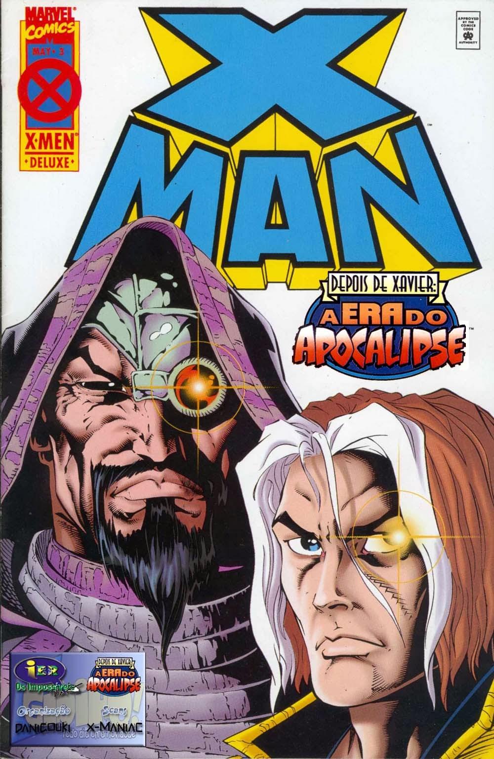 X-Men - A Era do Apocalipse #37