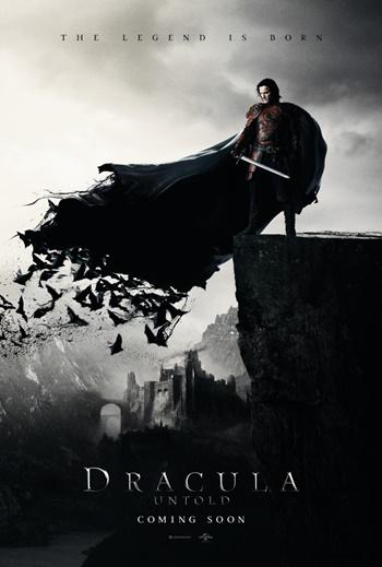 Drácula, La leyenda Jamás Contada DVDRip Latino