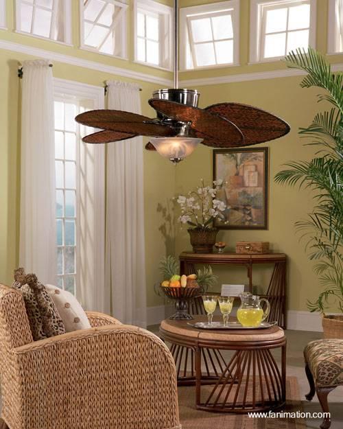Arquitectura de casas ventiladores de techo con estilo for Ventiladores de techo com