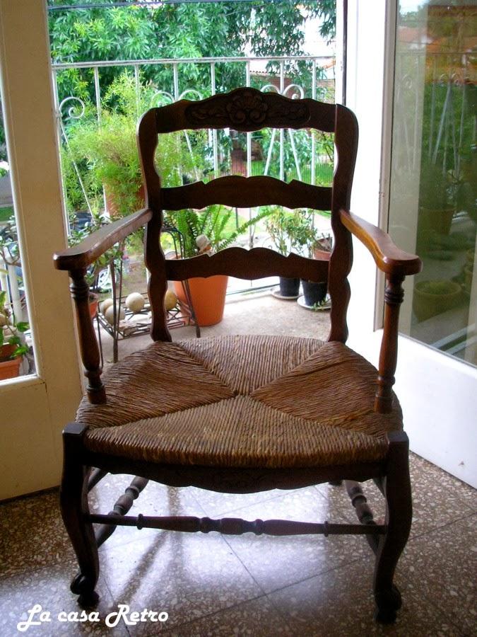 Sillon estilo provenzal amazing cool par de sillones - Sillon estilo provenzal ...