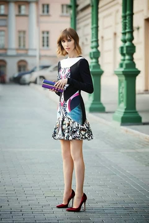 russian fashion street style spring summer 2014