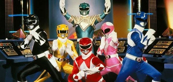 Lionsgate e Saban Entertainment estão desenvolvendo novo filme dos Power Rangers