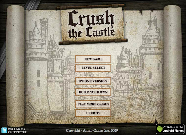 Crush the Castle 2 Play Crush the Castle Online!