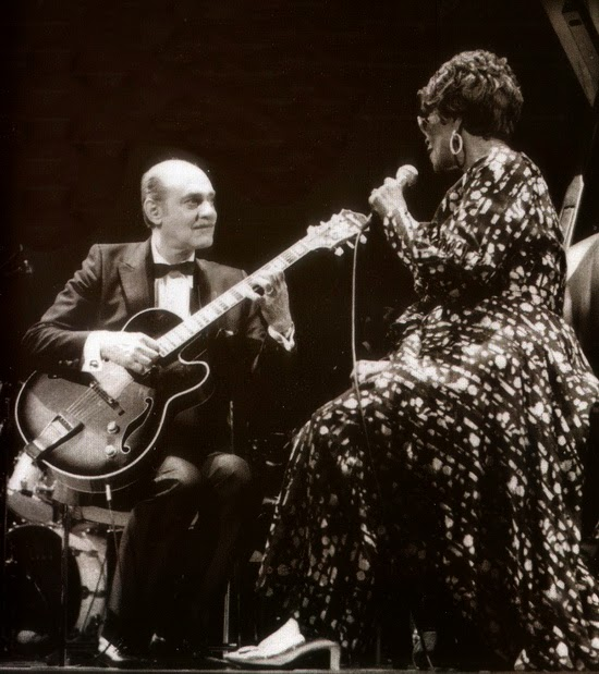 Ella Fitzgerald & Joe Pass 1975 ... 71 minutos