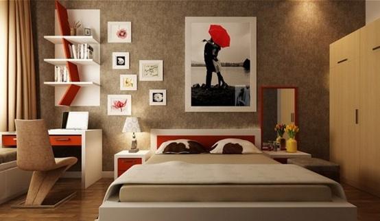 Blog da Roca Imóveis A decoração do quarto do casal