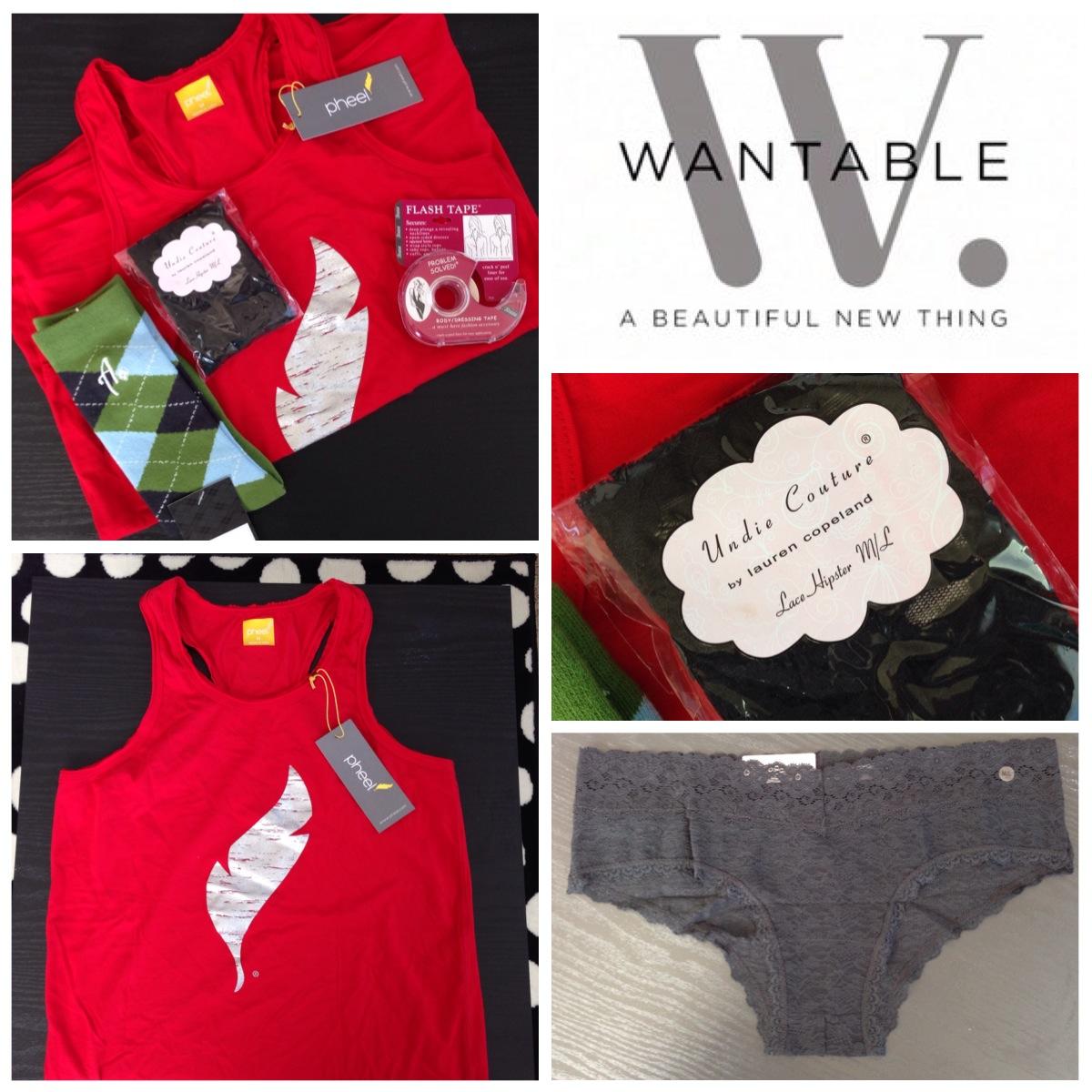 Wantable Intimates Box Review