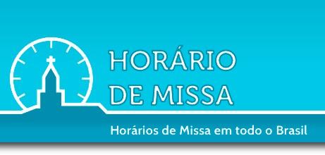 Horários de Missa no Brasil