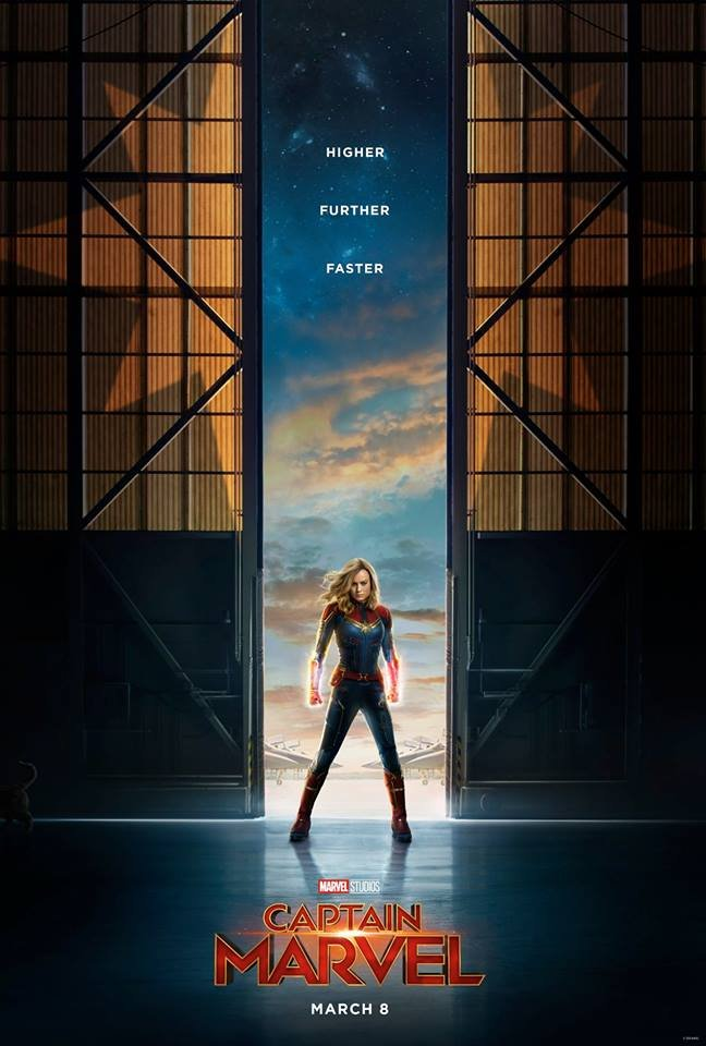 Trailer Capitã Marvel (2019)