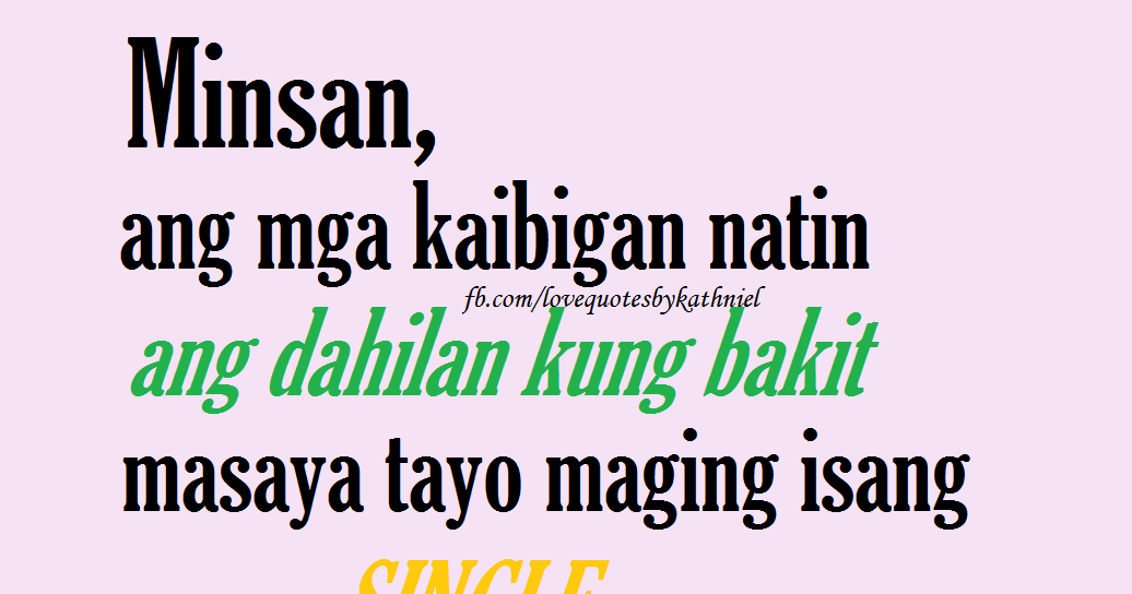 Quotes About Love Tagalog 2014 Kilig Inspiring Quotes About...