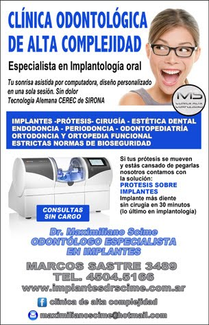 CLÍNICA ODONTOLÓGICA DE ALTA COMPLEJIDAD
