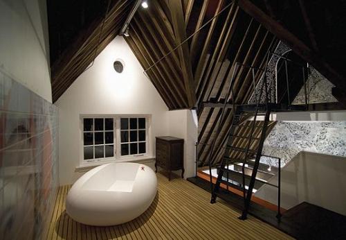 Lute suites amsterdam comodoos interiores for Design amsterdam hotel