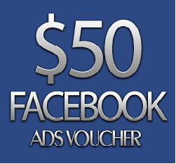 Get 50$ Facebook Advertisement Coupon