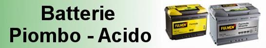 batteria piombo acido