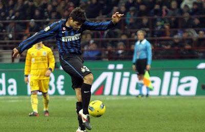 Inter Milan 5 - 0 AC Parma (2)