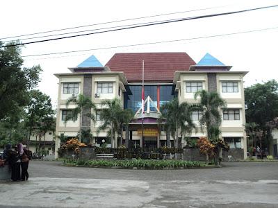 Fakultas Keguruan dan Ilmu Pendidikan atau biasa disebut dengan FKIP