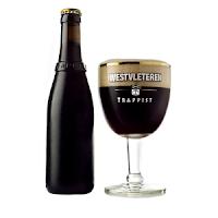 Бельгийский трапписткий эль Westvleteren 12 XII бокал бутылка