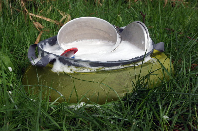 Sea to Summit Ultra-Sil Kitchen Sink - Gear Review - The Outdoor ...