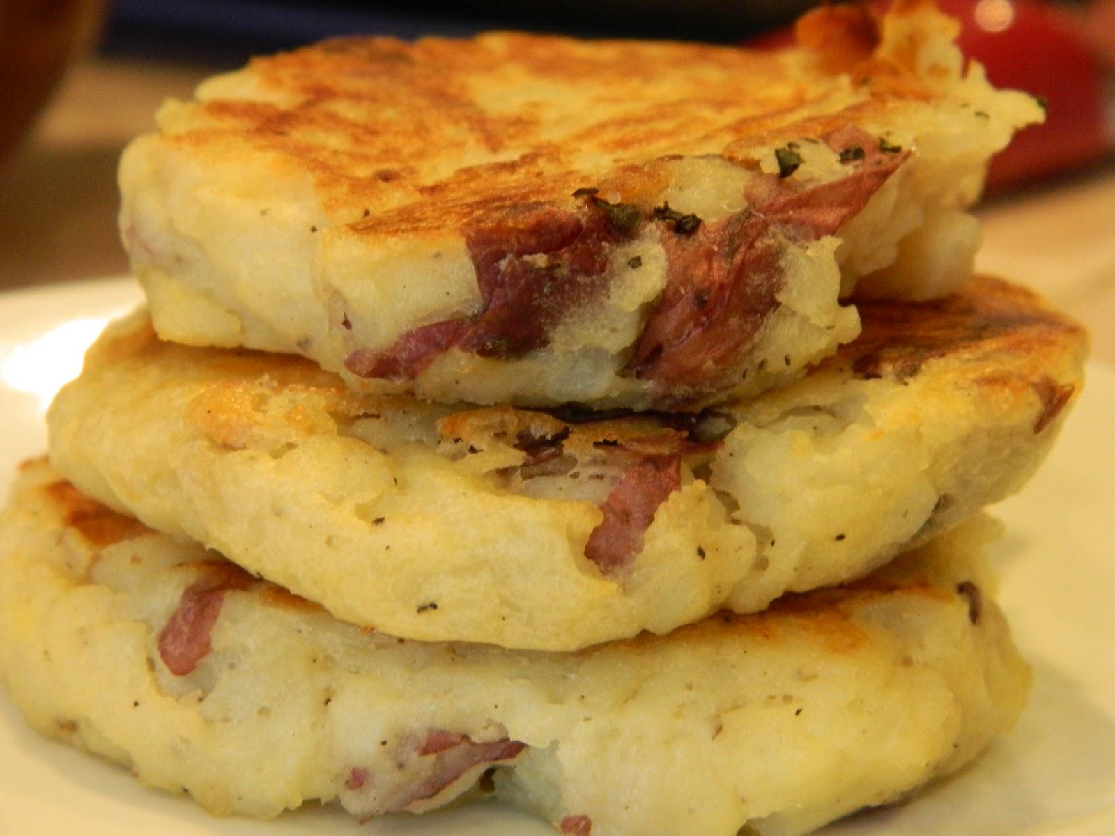 Primal Bites: Grandma's Potato Cakes