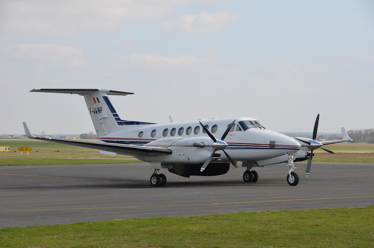 beech 350  u2013 passion pour l u0026 39 aviation