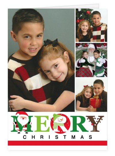 here is a folded card i ordered in the past along with some of my favorites this year as they always have new designs with beautiful colors and options - Shutterfly Holiday Cards