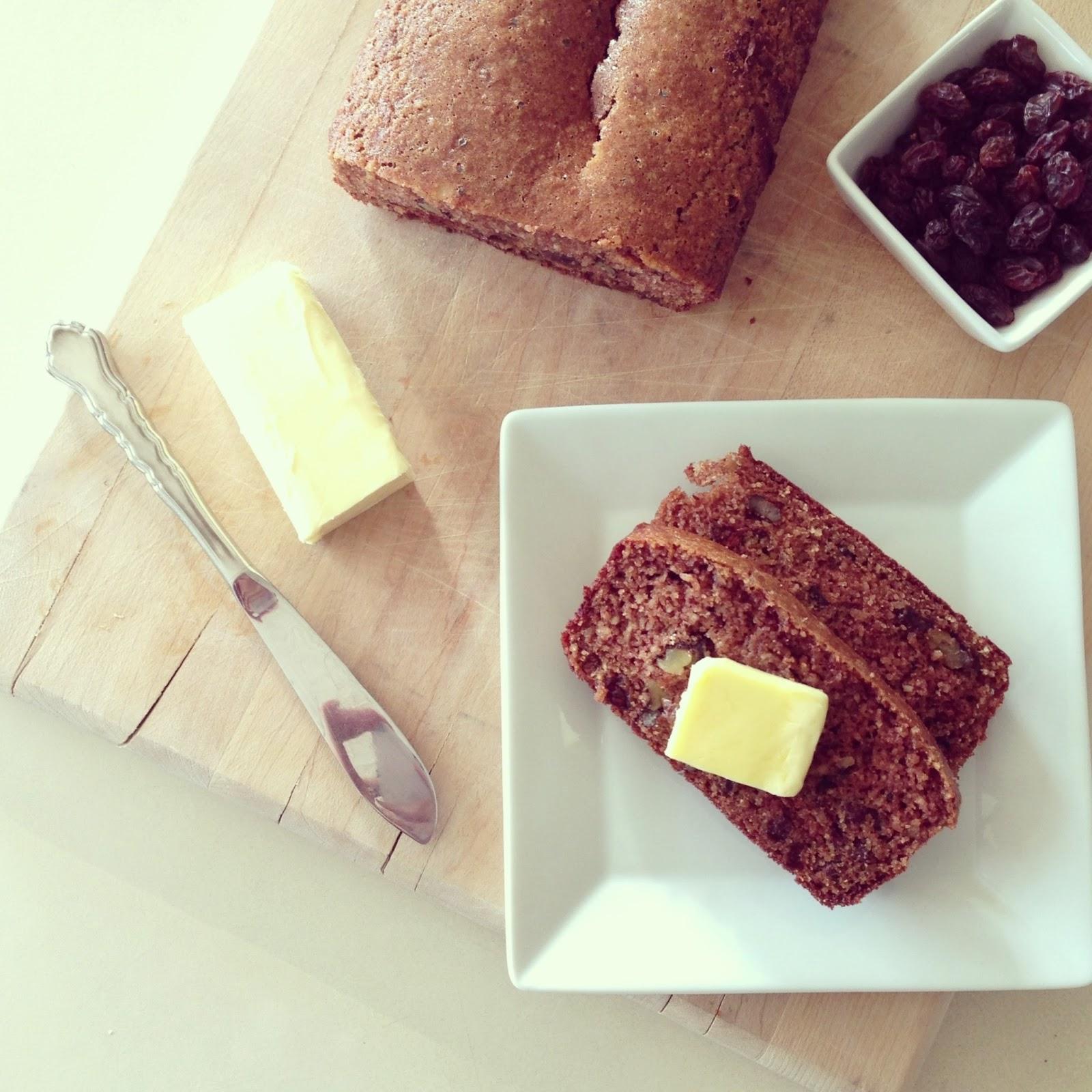 32. Cinnamon Raisin Bread