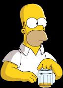 Homer Simpson, my hero!