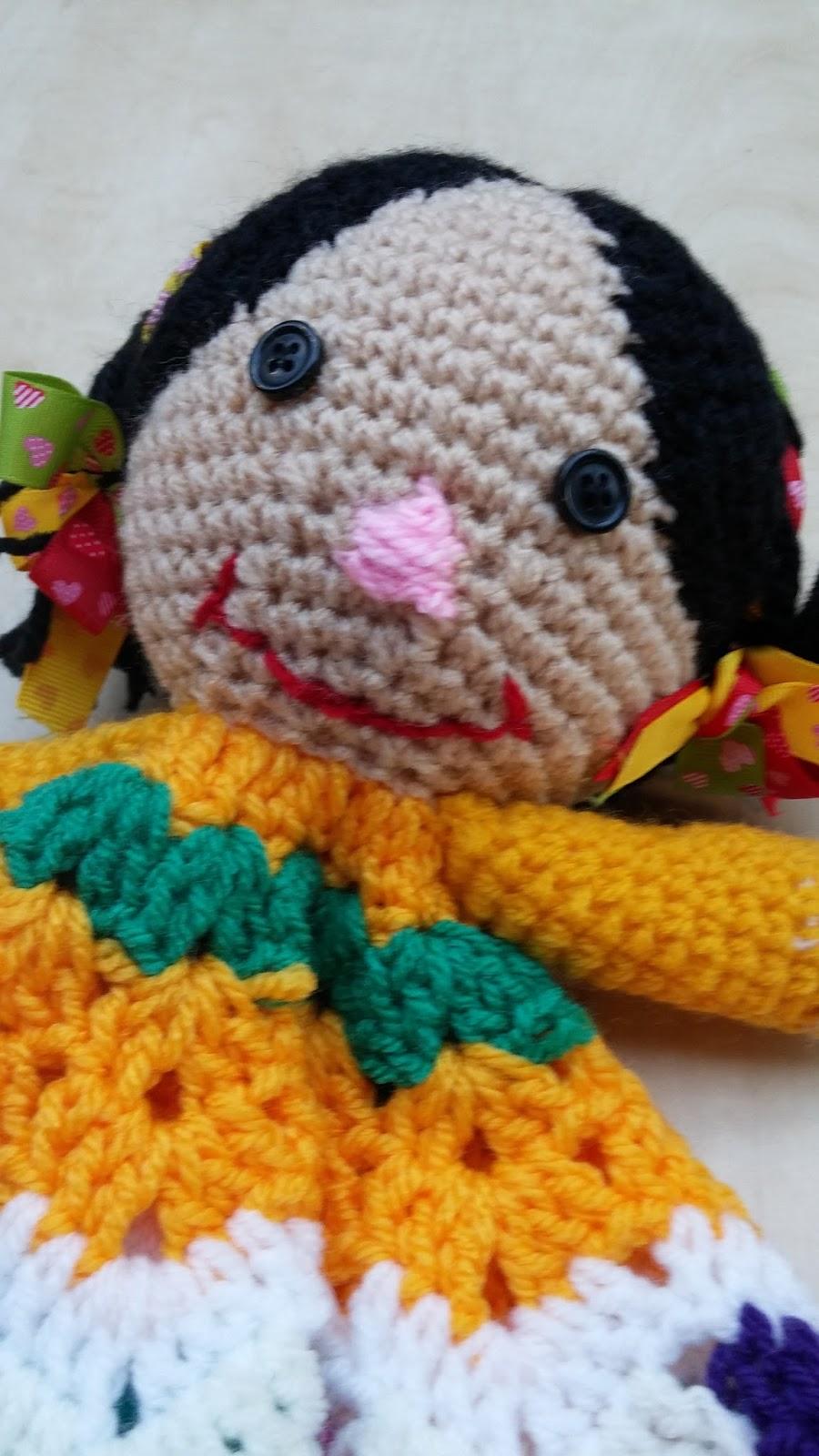 Con cariño, Marcia: Nuevo Patrón inspirado en las muñecas mexicanas